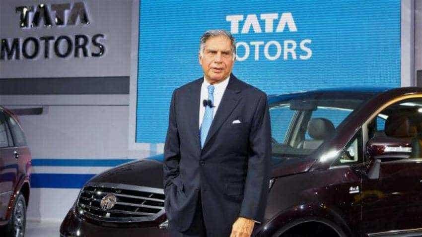 Tata Motors shares up nearly 10%: Should you buy?