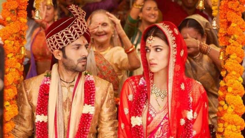Luka Chuppi Box Office Collection day 4: Kartik Aaryan, Kriti Sanon starrer pips Sonchiriya, earns this much