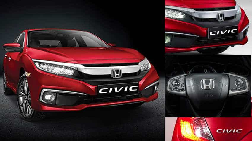 Wait over! New Honda Civic launched in India -  From prices to variants to top features, what car lovers need to know