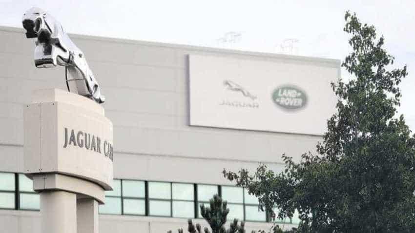 JLR global sales decline 4.1 pc in February