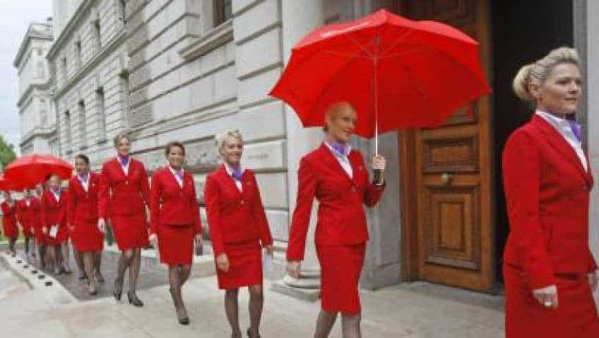 Women's Day gift by Virgin Atlantic: Female flight attendants don't need to wear makeup or skirts anymore