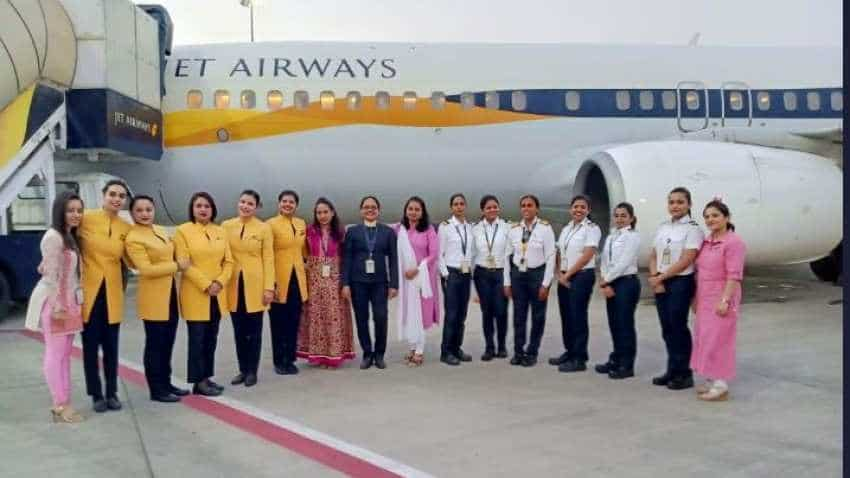 On Women's Day, Air India, Jet Airways and SpiceJet to operate all-women crew flights