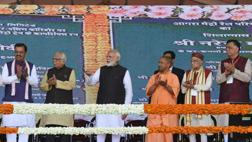 PM Narendra Modi in Kanpur: Lucknow Metro's North-South corridor flagged off