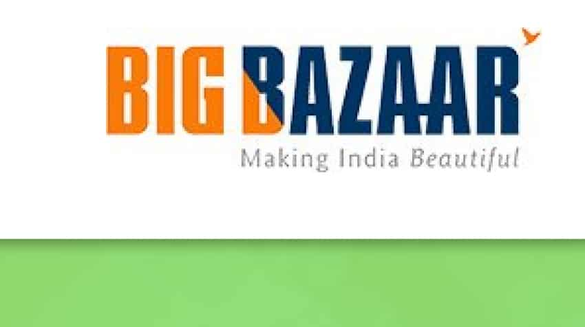 Future Retail to spend Rs 200cr for new Big Bazaar outlets in East