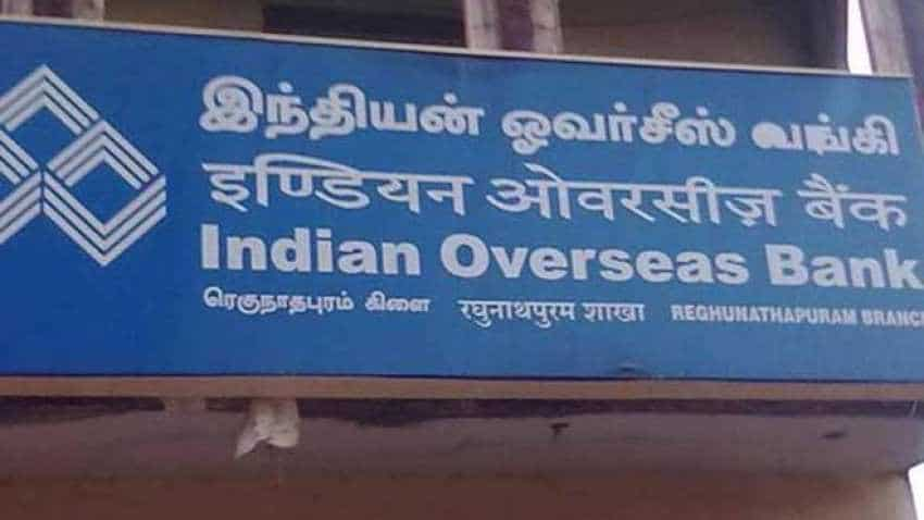 Indian Overseas Bank cuts MCLR by up to 10 bps