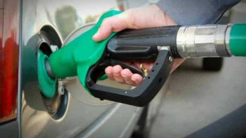 Petrol prices on Sunday up 9-10 paise