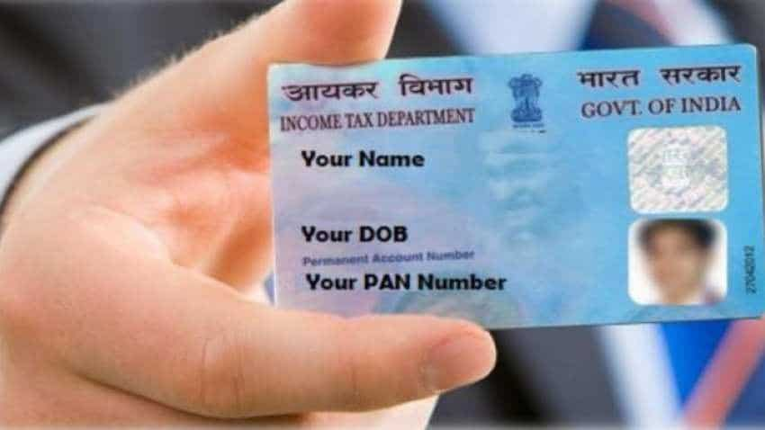 Is there an error on your PAN card? Here is how you can rectify