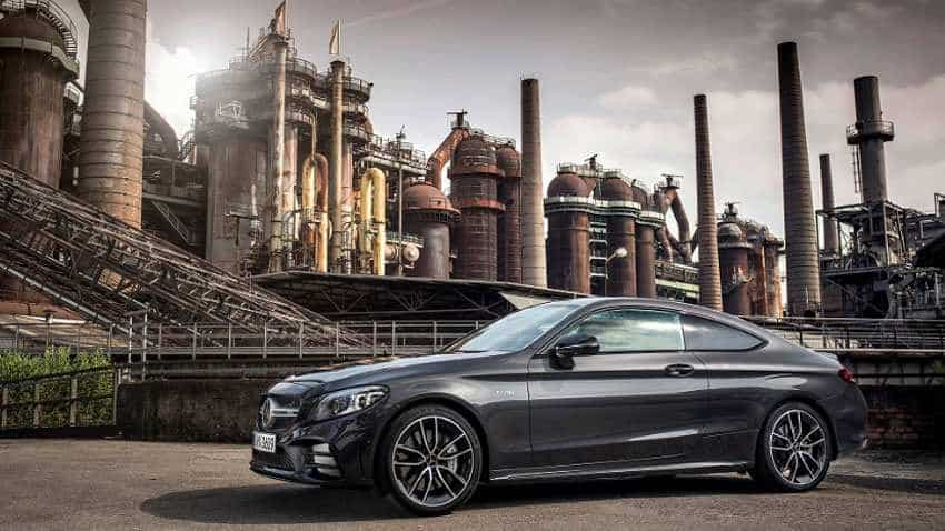 PREVIEW: Mercedes-AMG C 43 4MATIC Coupe in two-door design set to launch in India on this date - Check pics, expected price, top features and specs