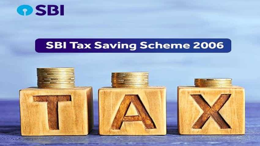 Save Income Tax under Section 80C through this SBI Tax Saving Scheme - Check eligibility, interest rate, benefits, more