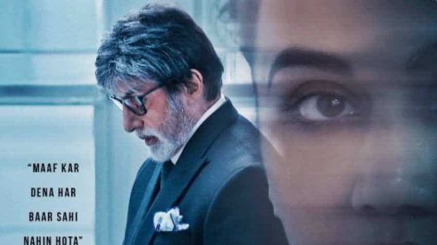 Badla box office collection day 6: Amitabh Bachchan starrer grip on BO stays solid, earns this amount