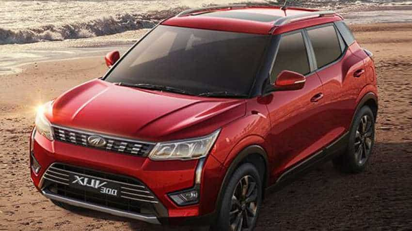 It's a hit? Mahindra XUV300 surpasses 13,000-bookings mark