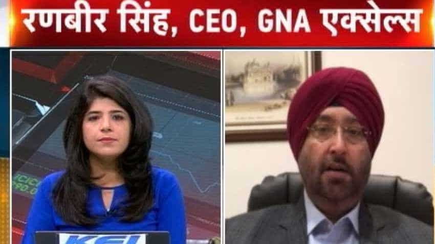 Ongoing Slowdown in Auto Sector is a Correction; says Ranbir Singh, GNA Axles