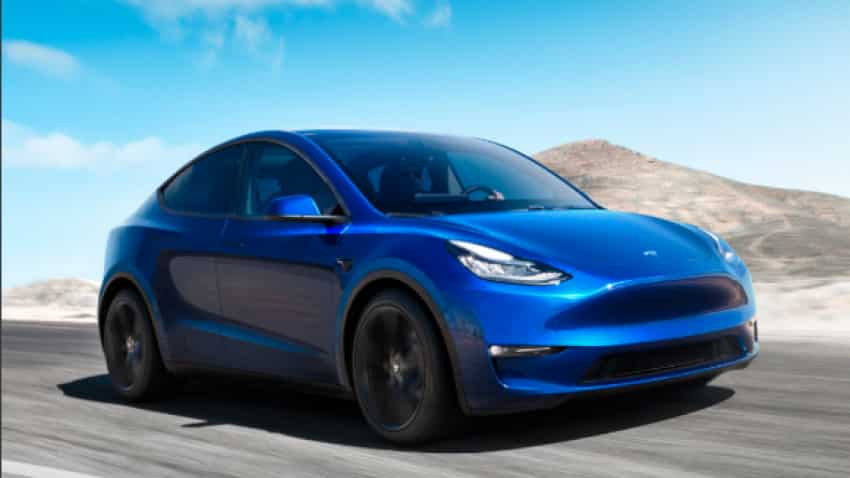 Tesla to unveil Model Y SUV as electric vehicle competition heats up