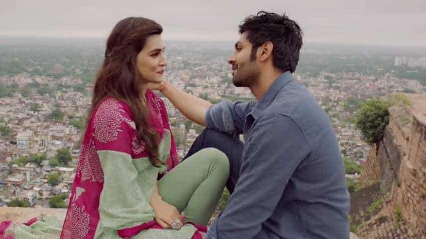 Luka Chuppi box office collection: Rock steady, says Taran Adarsh as Kartik Aaryan starrer mints over Rs 75 crore