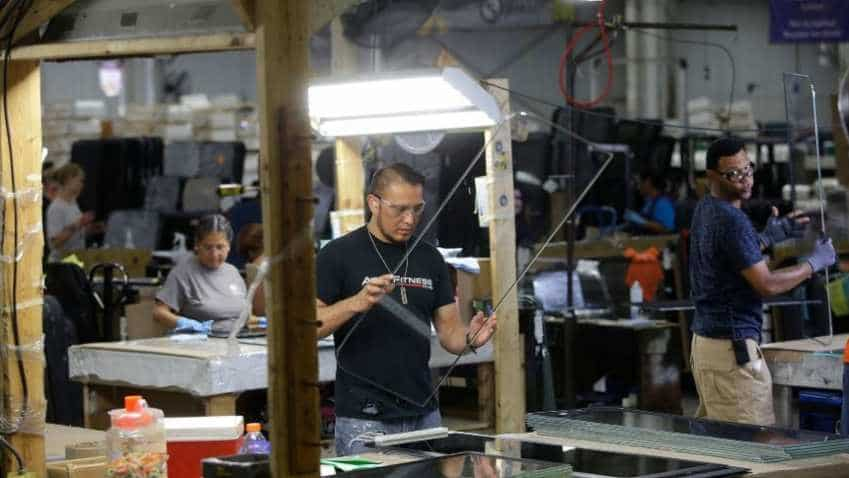 US manufacturing sector slowing as economy loses steam