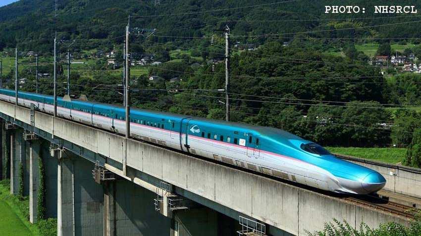 Mumbai-Ahmedabad Bullet Train: NHRSCL invites biggest ever tender for civil construction in India