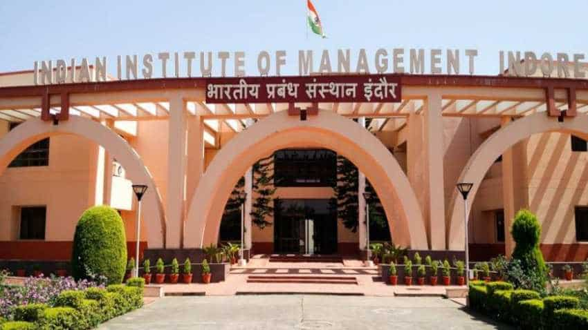 IIM Indore Placements 2019: Achieves 100% campus record; highest annual salary package Rs 89.25 lakhs