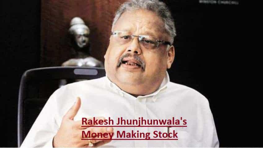Big bull Rakesh Jhunjhunwala to become even richer - Reason is this stock