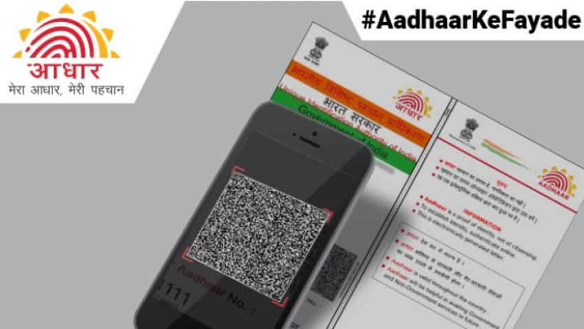 Aadhaar tip: Here's how you can order this card reprint using registered mobile number - Follow these steps