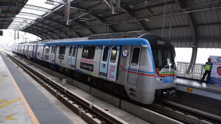 Services on Hyderabad Metro Corridor-III to begin tomorrow