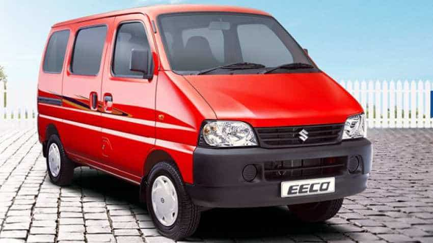 Maruti launches updated Eeco with additional safety features