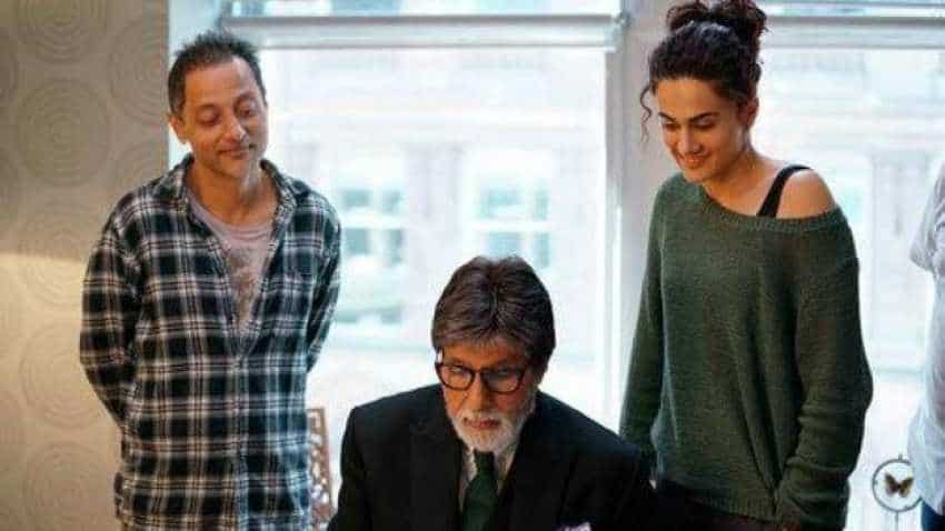 Badla Box Office Collection: Amitabh Bachchan-Taapsee Pannu starrer earns Rs 59.77 cr