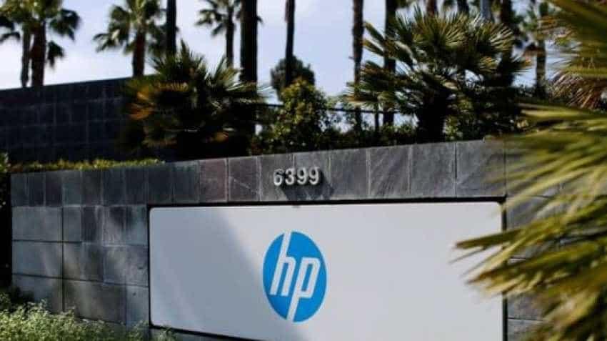 HP Inc unveils new security service, powerful PCs