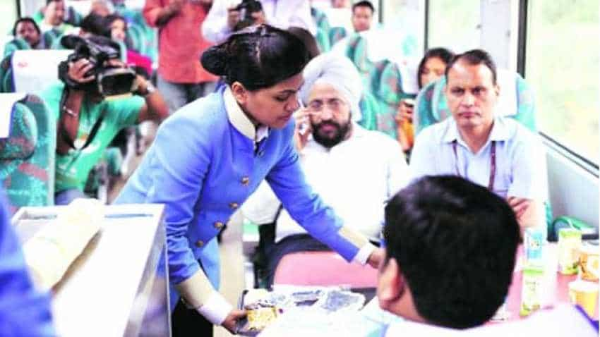 Travelling by Rajdhani, Shatabdi, Duronto? You will have to pay these catering charges to Indian Railways