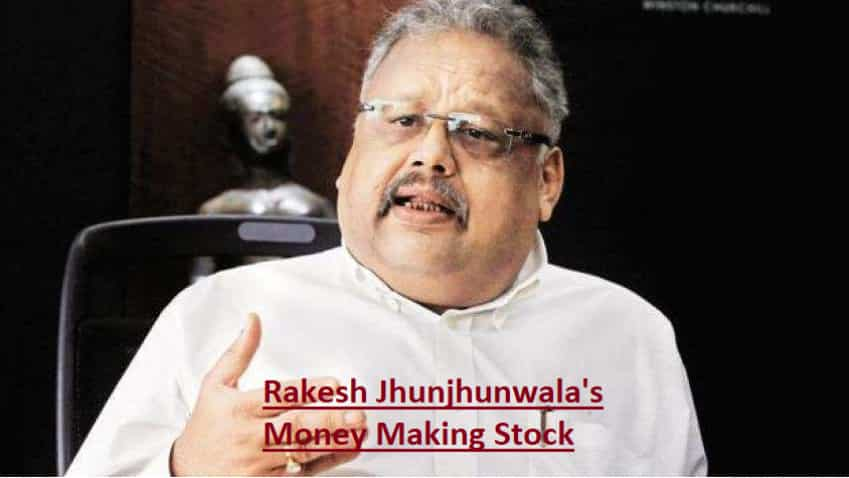 From Holi to Holi, Rakesh Jhunjhunwala got richer by 38% with this stock: Guess what? The best is yet to come