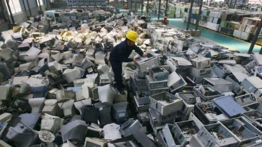 Value of China's metal e-waste to double to $24 billion by 2030
