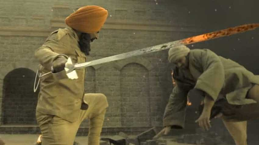 Kesari box office collection day 3: Akshay Kumar film roars to Rs 56 crore, may do record business Sunday