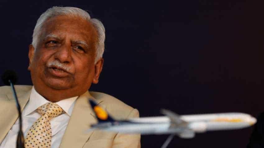 Jet Board meets on interim funding, Naresh Goyal's future role