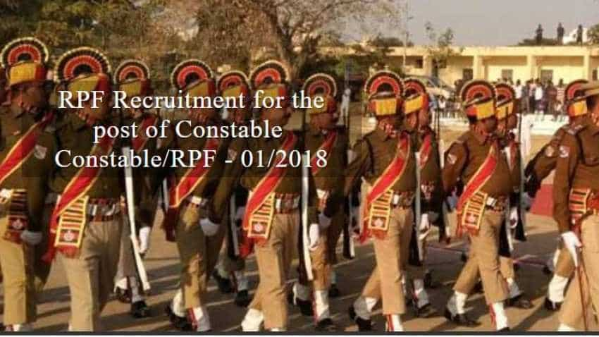 RPF Constable Group C, D Result declared at constable.rpfonlinereg.org: Here is how to check