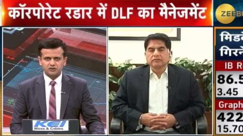 DLF and Hines will develop best project in this part of world, says Sriram Khattar, DLF