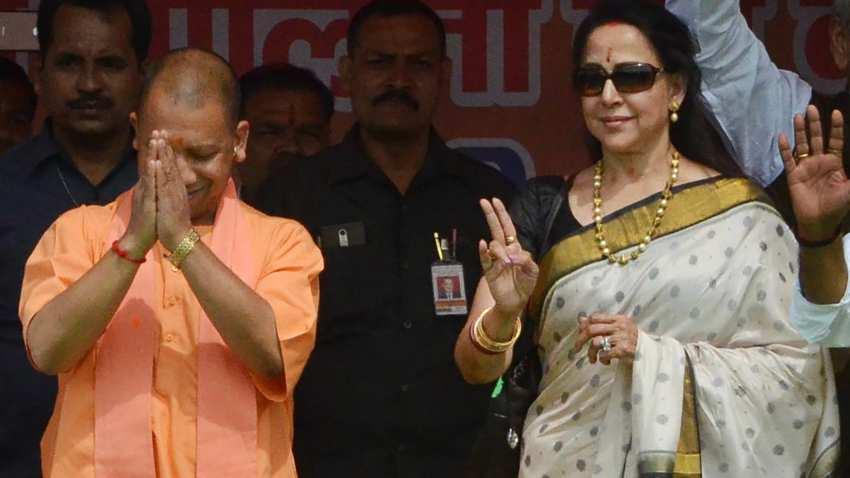 Lok Sabha Elections 2019: BJP MP Hema Malini assets soar; check Dharmendra's too