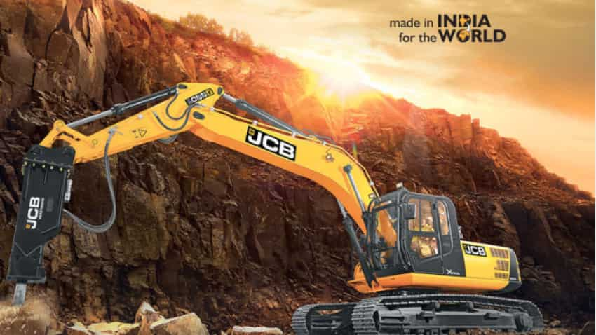 JCB to invest Rs 650 crore for a new manufacturing facility in Gujarat