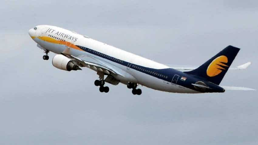 80% of Jet Airways fleet may take to skies by April-end