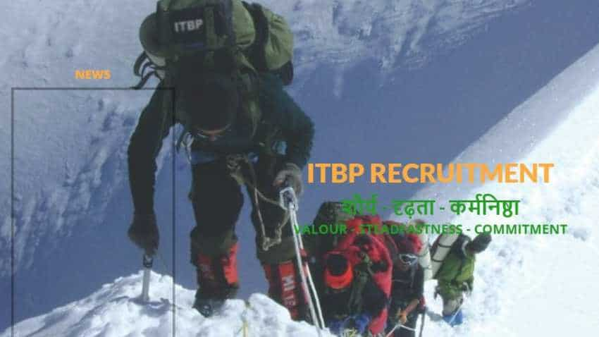 Recruitment 2019: Apply for 496 ITBP vacant posts at recruitment.itbpolice.nic.in; Check other details