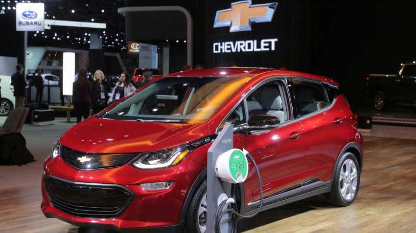 General Motors says no cut in Chevrolet Bolt sticker price as US tax credit for EVs drops