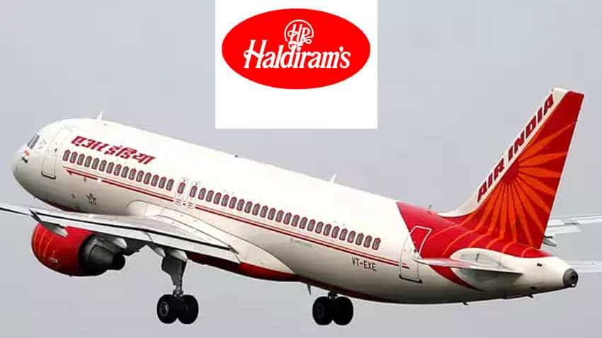 Menu changed! Haldiram's food on Air India flights? What we know so far