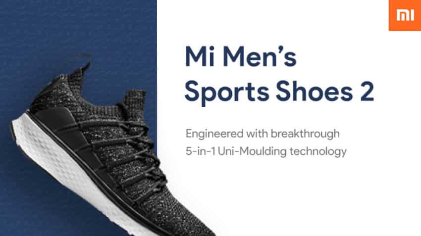 How to buy Xiaomi's Mi Men's Sports Shoes 2? Know prices, features, and more