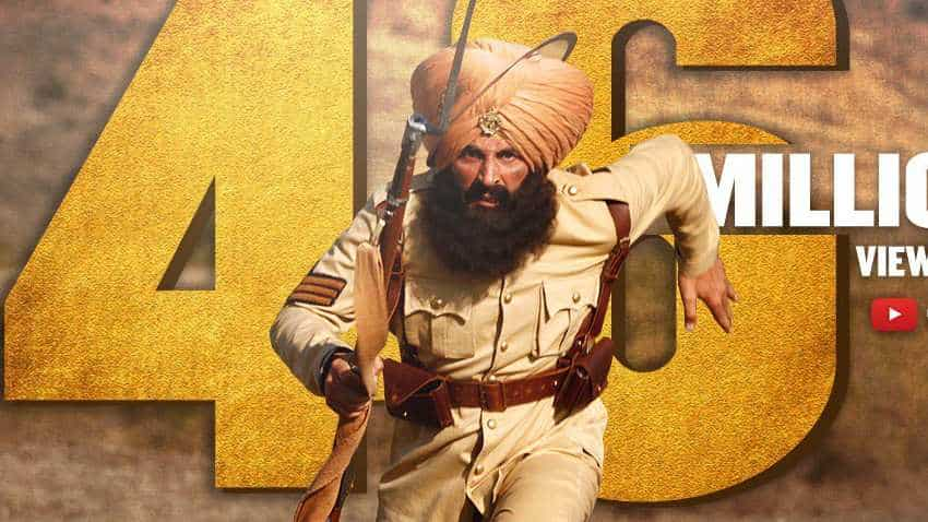 Kesari box office collection day 7: New record for Akshay Kumar starrer, beats Gully Boy, Total Dhamaal