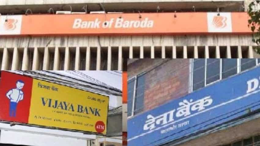 Dena, Vijaya Bank branches to function as BoB outlets from Monday, says RBI