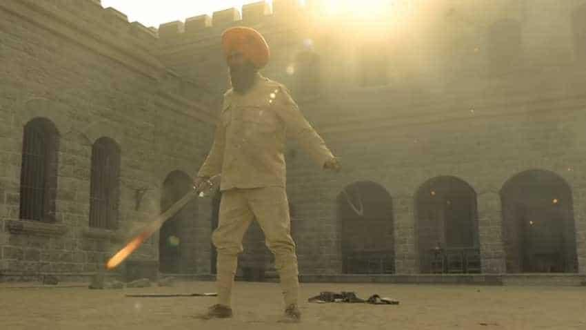 Kesari box office collection: Akshay Kumar film heads towards Rs 150-cr mark