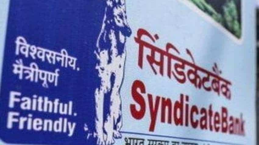 Syndicate Bank recruitment 2019: Fresh vacancies, last date April 18 - Apply on syndicatebank.in