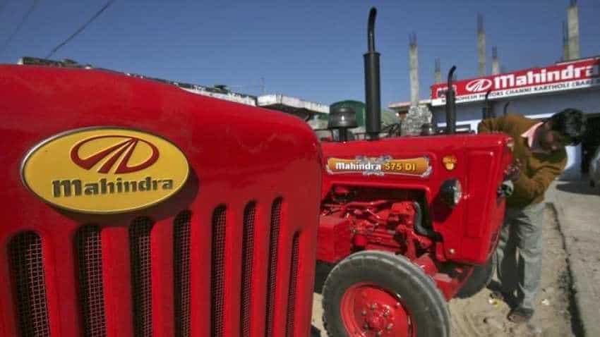 Mahindra & Mahindra tractor sales down 31% in March