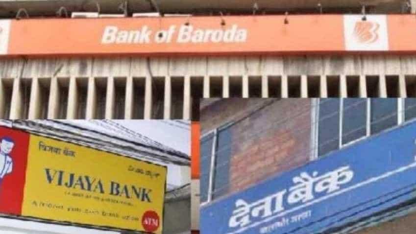 Merger of Dena Bank, Vijaya Bank with Bank of Baroda: RBI reshuffles lead bank responsibilities
