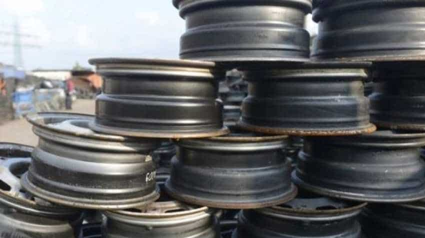 Commerce Ministry for anti-dumping duty extension on aluminum alloy wheels from 3 nations