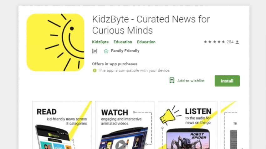 This news application for children raises Rs 2 crore