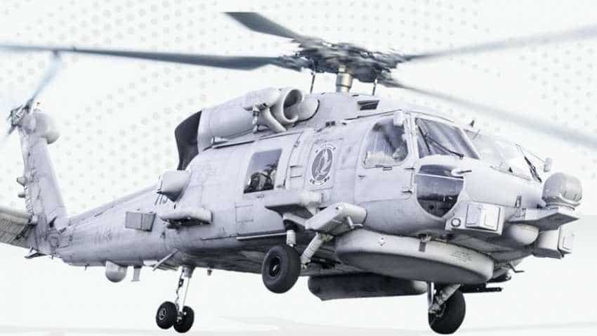 India to get submarine hunting 24 MH 60 Romeo Seahawk multi-mission helicopters in $2.4 bn deal